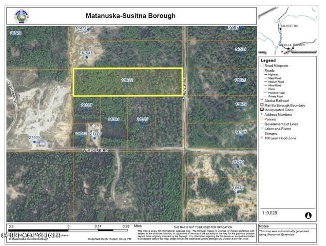 10622 S Ridge Road, Wasilla, AK 99654 (MLS #21-9147) :: Wolf Real Estate Professionals