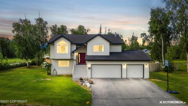 1150 E Hidden Ranch Loop, Palmer, AK 99645 (MLS #21-9148) :: Synergy Home Team