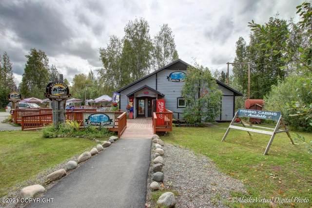 22382 Talkeetna Spur Road, Talkeetna, AK 99676 (MLS #21-9153) :: Daves Alaska Homes