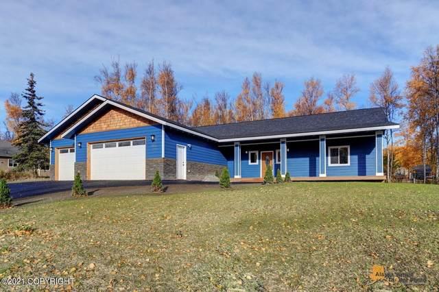 B1 L7 Preston Hills, Big Lake, AK 99623 (MLS #21-9169) :: RMG Real Estate Network | Keller Williams Realty Alaska Group