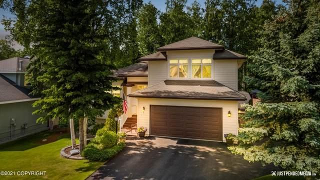 19911 Grant Circle, Eagle River, AK 99577 (MLS #21-9176) :: RMG Real Estate Network | Keller Williams Realty Alaska Group