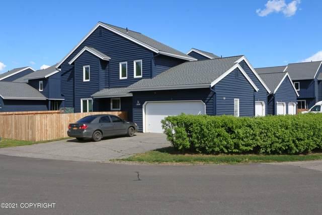 1318 29th Avenue #1, Fairbanks, AK 99701 (MLS #21-9183) :: Berkshire Hathaway Home Services Alaska Realty Palmer Office
