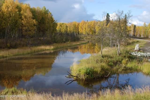 49136 S Hunter Drive, Willow, AK 99688 (MLS #21-9201) :: RMG Real Estate Network | Keller Williams Realty Alaska Group