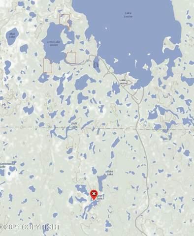 95-1 Loon Lake, Glennallen, AK 99588 (MLS #21-9207) :: Berkshire Hathaway Home Services Alaska Realty Palmer Office