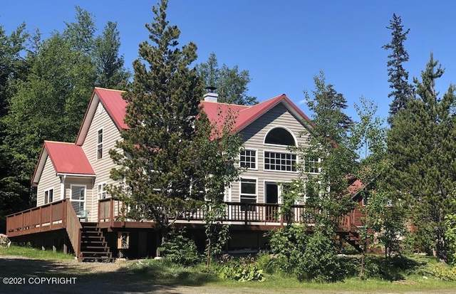 64 Small Tracts Spur, Haines, AK 99827 (MLS #21-9233) :: Berkshire Hathaway Home Services Alaska Realty Palmer Office
