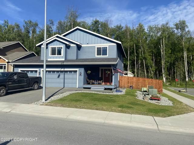 13378 Rosser Drive, Eagle River, AK 99577 (MLS #21-9263) :: Synergy Home Team