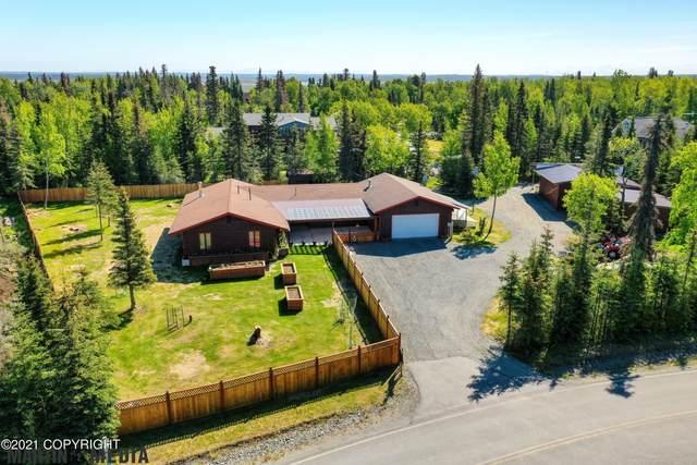 2345 Vip Drive, Kenai, AK 99611 (MLS #21-9264) :: Berkshire Hathaway Home Services Alaska Realty Palmer Office