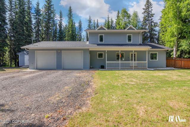 2973 Whistler Court, North Pole, AK 99705 (MLS #21-9266) :: Wolf Real Estate Professionals