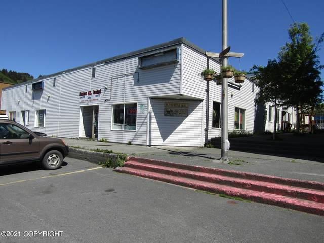 202 Center Avenue, Kodiak, AK 99615 (MLS #21-9267) :: Alaska Realty Experts