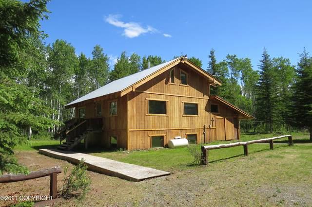 1360 Alaska Highway, Dot Lake, AK 99780 (MLS #21-9268) :: Berkshire Hathaway Home Services Alaska Realty Palmer Office