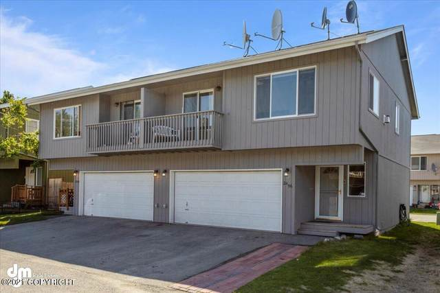 2456 Havenshire Place #47, Anchorage, AK 99504 (MLS #21-9276) :: RMG Real Estate Network | Keller Williams Realty Alaska Group