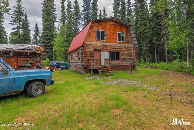 8323 Richardson Highway, Salcha, AK 99714 (MLS #21-9277) :: Berkshire Hathaway Home Services Alaska Realty Palmer Office
