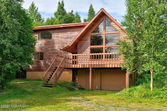 35120 Edwards Street, Cooper Landing, AK 99572 (MLS #21-9283) :: Berkshire Hathaway Home Services Alaska Realty Palmer Office