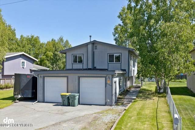 3749 Henderson Loop, Anchorage, AK 99507 (MLS #21-9304) :: Wolf Real Estate Professionals