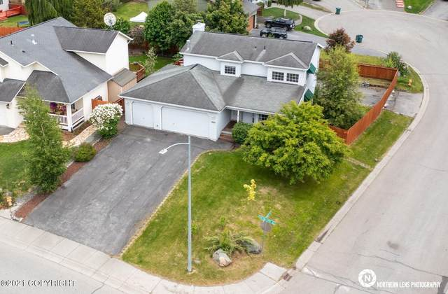 9025 Rocky Cove Drive, Anchorage, AK 99507 (MLS #21-9313) :: Wolf Real Estate Professionals