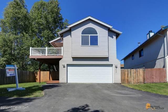 8602 Cross Pointe Loop, Anchorage, AK 99504 (MLS #21-9319) :: Berkshire Hathaway Home Services Alaska Realty Palmer Office