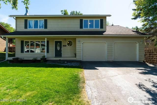 2910 Capstan Drive, Anchorage, AK 99516 (MLS #21-9320) :: RMG Real Estate Network | Keller Williams Realty Alaska Group