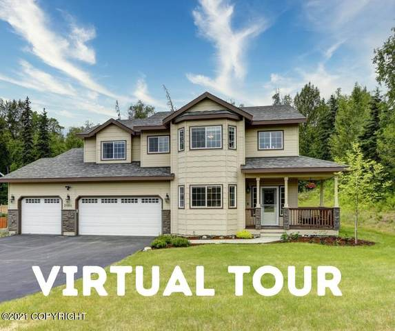 2064 S Paddock Drive, Wasilla, AK 99645 (MLS #21-9353) :: Wolf Real Estate Professionals