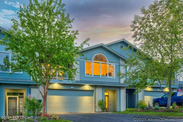 11548 Tanglewood Lakes Circle #A-2, Anchorage, AK 99516 (MLS #21-9358) :: Wolf Real Estate Professionals