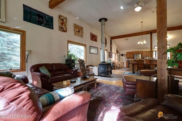 2945 Nugget Lane, Anchorage, AK 99516 (MLS #21-9363) :: Berkshire Hathaway Home Services Alaska Realty Palmer Office