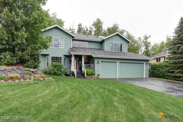 8746 Inyo Circle, Eagle River, AK 99577 (MLS #21-9386) :: Berkshire Hathaway Home Services Alaska Realty Palmer Office