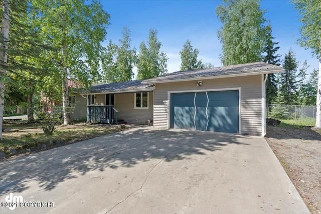 3646 S Musk Ox Street, Big Lake, AK 99654 (MLS #21-9387) :: RMG Real Estate Network | Keller Williams Realty Alaska Group