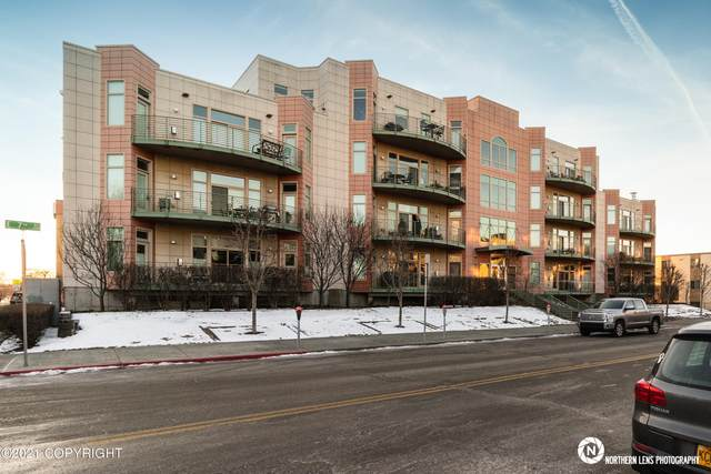 222 E 7th Avenue #106, Anchorage, AK 99501 (MLS #21-939) :: RMG Real Estate Network | Keller Williams Realty Alaska Group