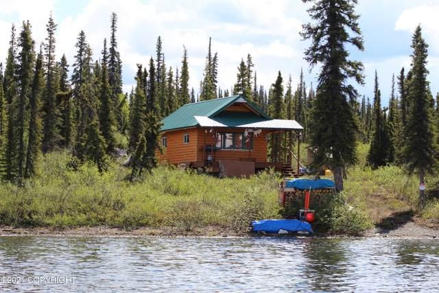 L6 No Road Lake Louise, Glennallen, AK 99588 (MLS #21-9401) :: Team Dimmick
