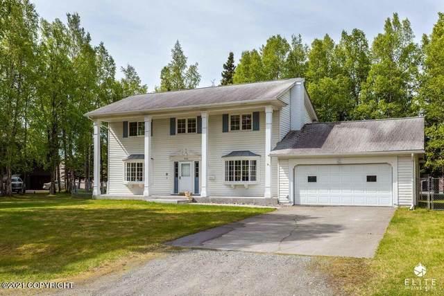 9330 Shorecrest Drive, Anchorage, AK 99502 (MLS #21-9404) :: Wolf Real Estate Professionals