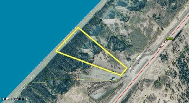 Lot 17 Sterling Highway, Clam Gulch, AK 99568 (MLS #21-9409) :: Team Dimmick