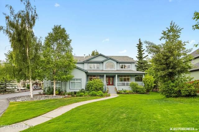 4727 Egret Rock Circle, Anchorage, AK 99507 (MLS #21-9421) :: Wolf Real Estate Professionals