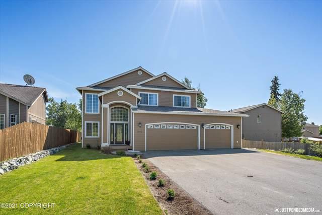 1802 Adonis Drive, Anchorage, AK 99515 (MLS #21-9425) :: Daves Alaska Homes