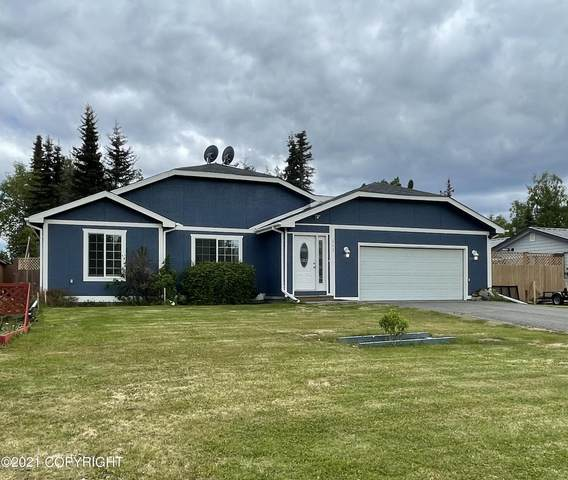 111 Deepwood Court, Kenai, AK 99611 (MLS #21-9426) :: Berkshire Hathaway Home Services Alaska Realty Palmer Office
