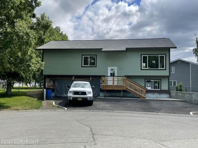 7131 Dawn Drive, Anchorage, AK 99502 (MLS #21-9438) :: Berkshire Hathaway Home Services Alaska Realty Palmer Office