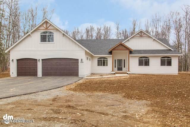 7574 E Obsidian Loop, Wasilla, AK 99654 (MLS #21-9474) :: Wolf Real Estate Professionals