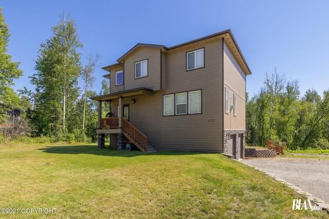 4175 S Loussac Lane, Wasilla, AK 99654 (MLS #21-9484) :: Wolf Real Estate Professionals
