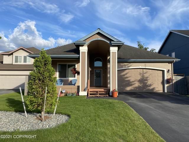 10225 Halfhitch Circle, Anchorage, AK 99515 (MLS #21-9486) :: Daves Alaska Homes