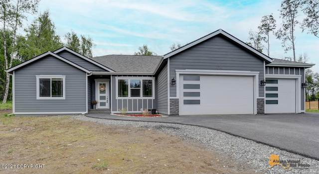 1720 W Amethyst Circle, Wasilla, AK 99654 (MLS #21-9501) :: Wolf Real Estate Professionals