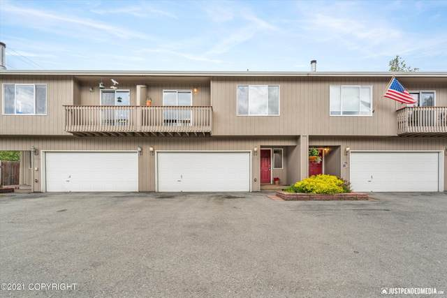 8831 Arlene Street #12, Anchorage, AK 99502 (MLS #21-9533) :: RMG Real Estate Network | Keller Williams Realty Alaska Group