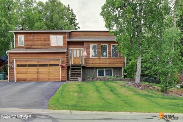 10911 Nakochina Circle, Eagle River, AK 99577 (MLS #21-9588) :: Daves Alaska Homes
