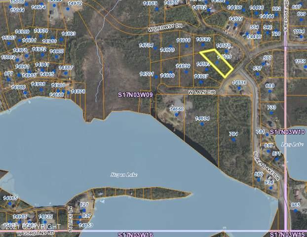 14523 Lazy Circle, Big Lake, AK 99654 (MLS #21-9628) :: RMG Real Estate Network | Keller Williams Realty Alaska Group