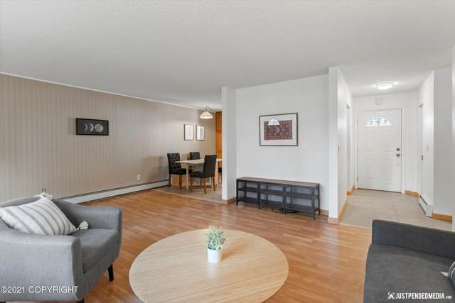 190 Grand Larry Street #5A, Anchorage, AK 99504 (MLS #21-9635) :: Wolf Real Estate Professionals