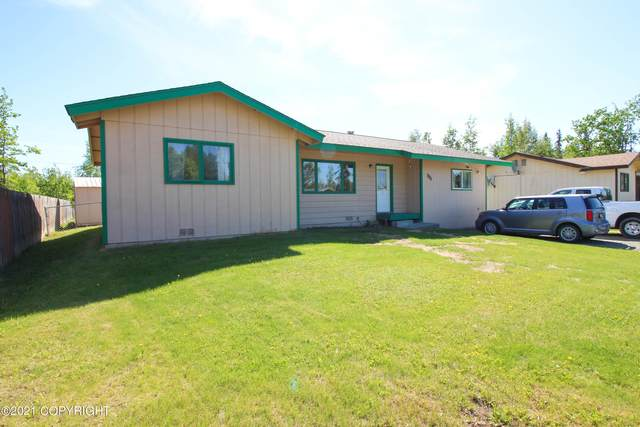 225 W Marcus Avenue, Soldotna, AK 99669 (MLS #21-9653) :: Daves Alaska Homes
