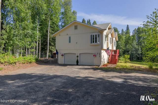 2930 North Point Court, Fairbanks, AK 99709 (MLS #21-9664) :: Daves Alaska Homes