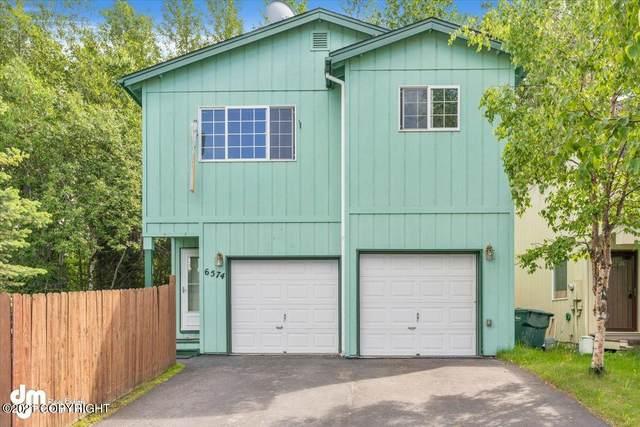 6574 Desiree Loop, Anchorage, AK 99507 (MLS #21-9676) :: Wolf Real Estate Professionals