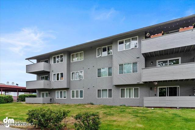 4333 San Ernesto Avenue #W301, Anchorage, AK 99508 (MLS #21-9687) :: Wolf Real Estate Professionals