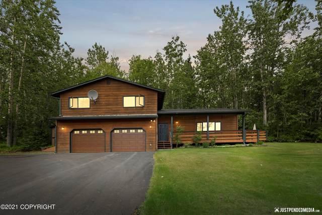 4451 E Highline Lane, Wasilla, AK 99654 (MLS #21-9696) :: Wolf Real Estate Professionals