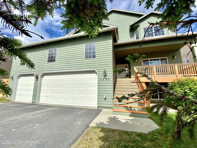 7350 Kidron Street, Anchorage, AK 99502 (MLS #21-9730) :: RMG Real Estate Network | Keller Williams Realty Alaska Group