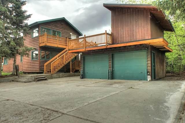 3102 Lois Drive, Anchorage, AK 99517 (MLS #21-977) :: Team Dimmick