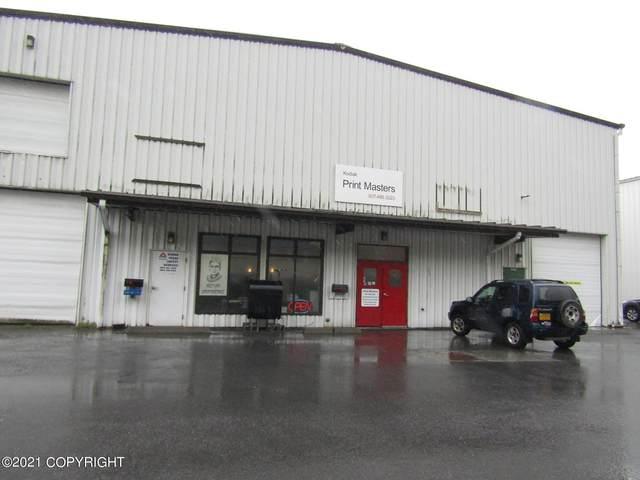 325 Shelikof Street #A, Kodiak, AK 99615 (MLS #21-9777) :: Alaska Realty Experts